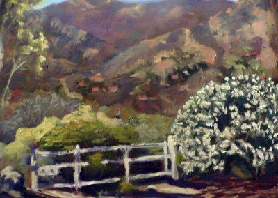 "SOLD Christine Apostolina Beirne ""View from Dennison Park"""