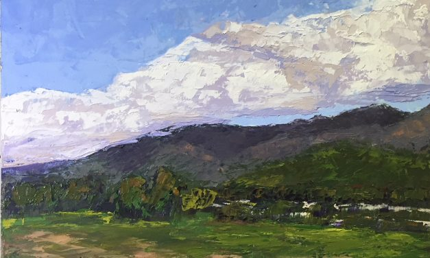 View from Carpinteria Bluffs